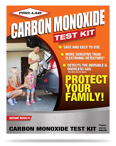 Carbon monoxide Test Kit
