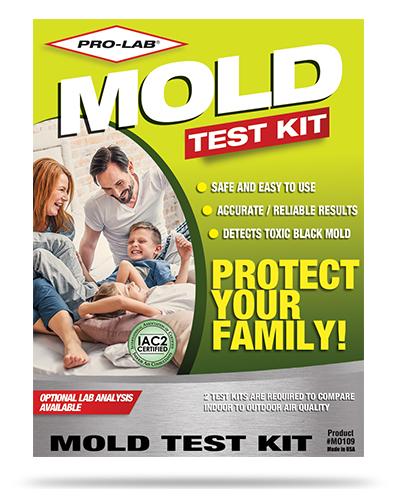 Pro lab mold test kit review.