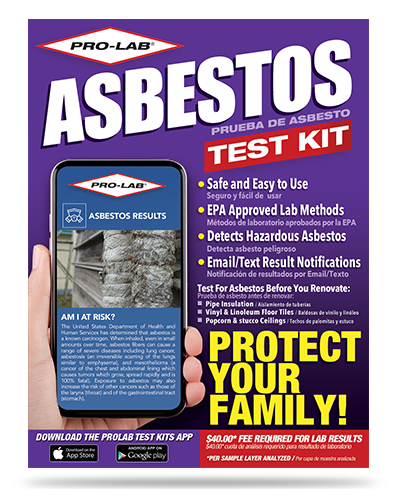 PRO-LAB® - #1 Selling Brand of Home Safety Test Kits